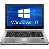 HP Elitebook 8470p Laptop WEBCAM - Core i5 2.6ghz - 8GB DDR3 - 128GB SSD - DVDRW - Windows 10 64bit - (Certified Refurbished)