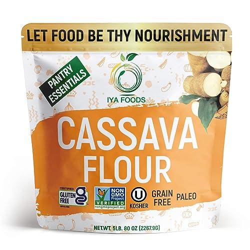 Iya Foods: Cassava Flour