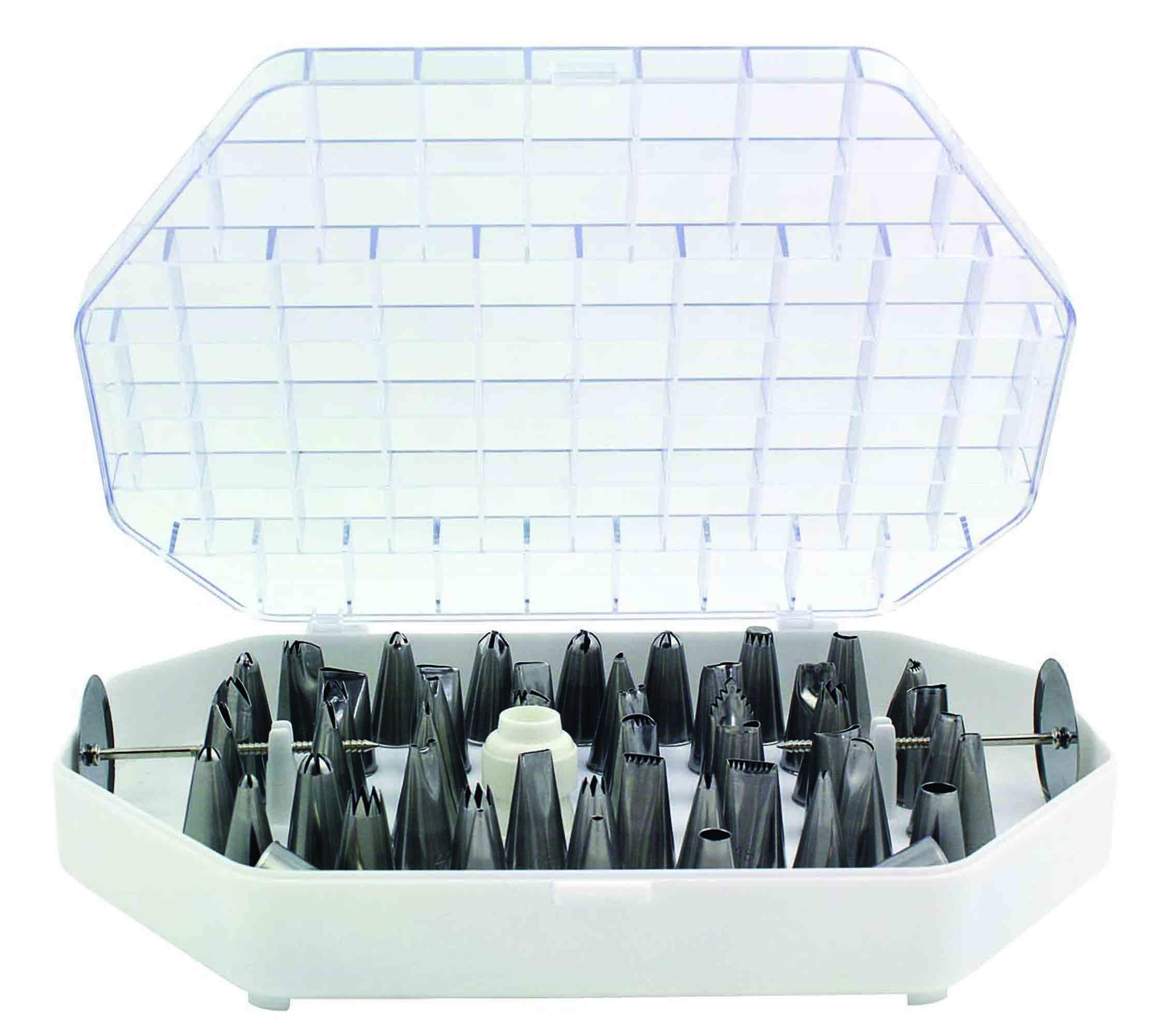 PME 55-PieceMaster Nozzle Set, Large