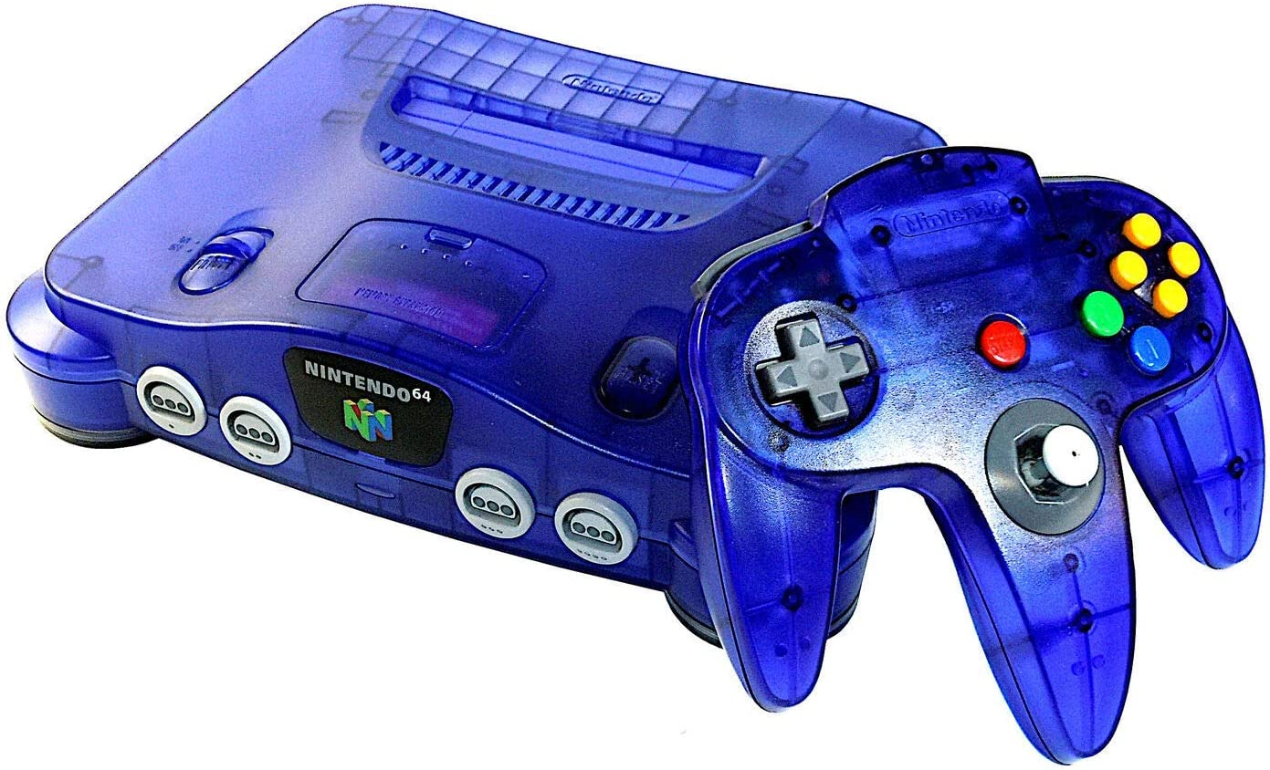 Nintendo 64 Console - Grape (Renewed)