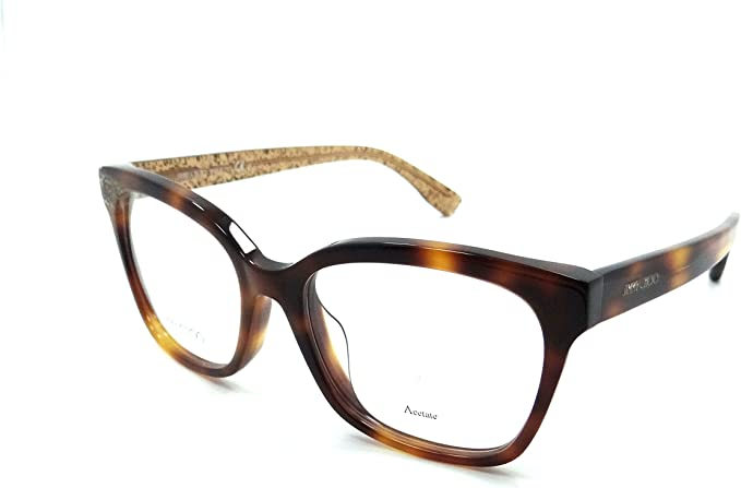 Jimmy Choo Womens 140 Eyeglasses