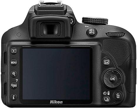 Nikon D3300 18-55/3.5-5.6 AF-P G DX 55-200/4.0-5.6 AF-S G DX ED VR ...
