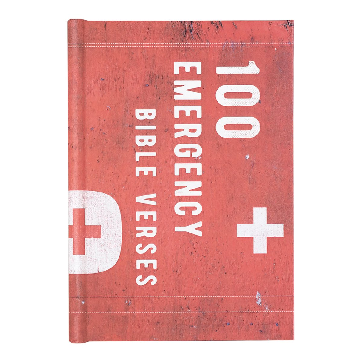Amazon.com : 100 Emergency Bible Verses - Devotional Book : Office ...