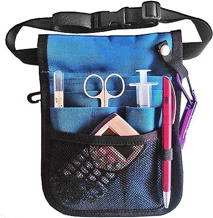 Tillmanns Salvabolsillos Enfermeria - Organizador Enfermeria Bolsillo - Salvabolsillos Enfermera Azul: Amazon.es: Bricolaje y herramientas