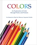Colors - Alzheimer's / Dementia / Memory Loss Activity Book for Patients and Caregivers