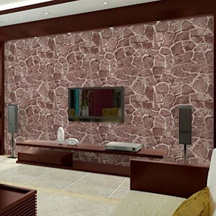 Bricks furniture Living Room Brick Wallpaper 3d Brick Brief Wall Sticker Vintage Wall Bricks Pattern Self Adhesive Waterproof Wallpaper Bored Panda Amazoncom Brick Wallpaper 3d Brick Brief Wall Sticker Vintage