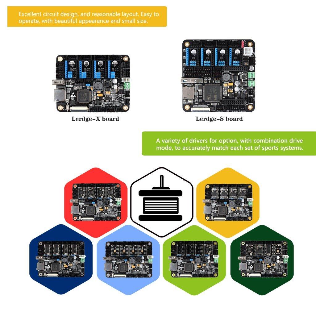 3D Printers Homyl 3D Printer Controller Board MKS TFT28 2 8 Full