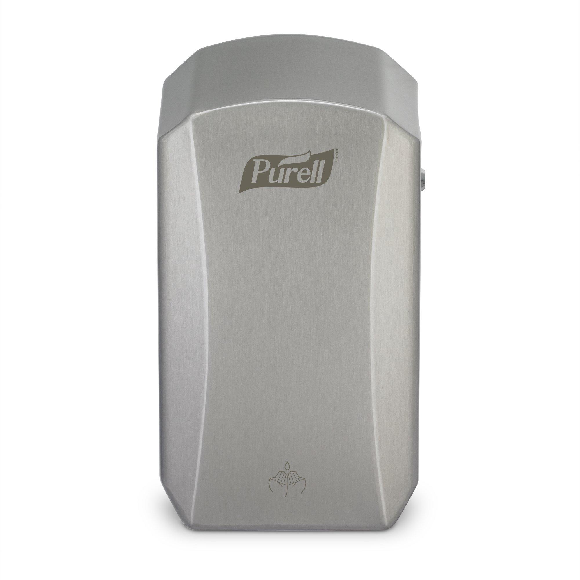 Purell 1926-01 LTX Behavioral Health Dispenser, Silver