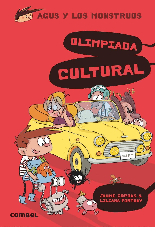Olimpiada Cultural (Agus y los monstruos)