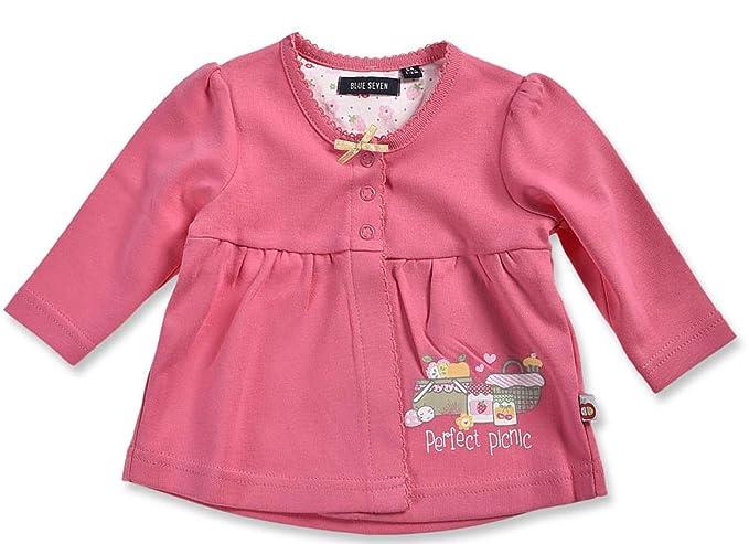 Blue Seven - Abrigos - para bebé niña rosa 68 cm