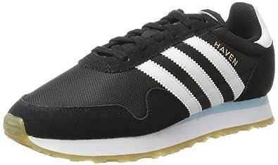 Adidas donne ancora w, nero / bianco / blu ghiaccio, noi