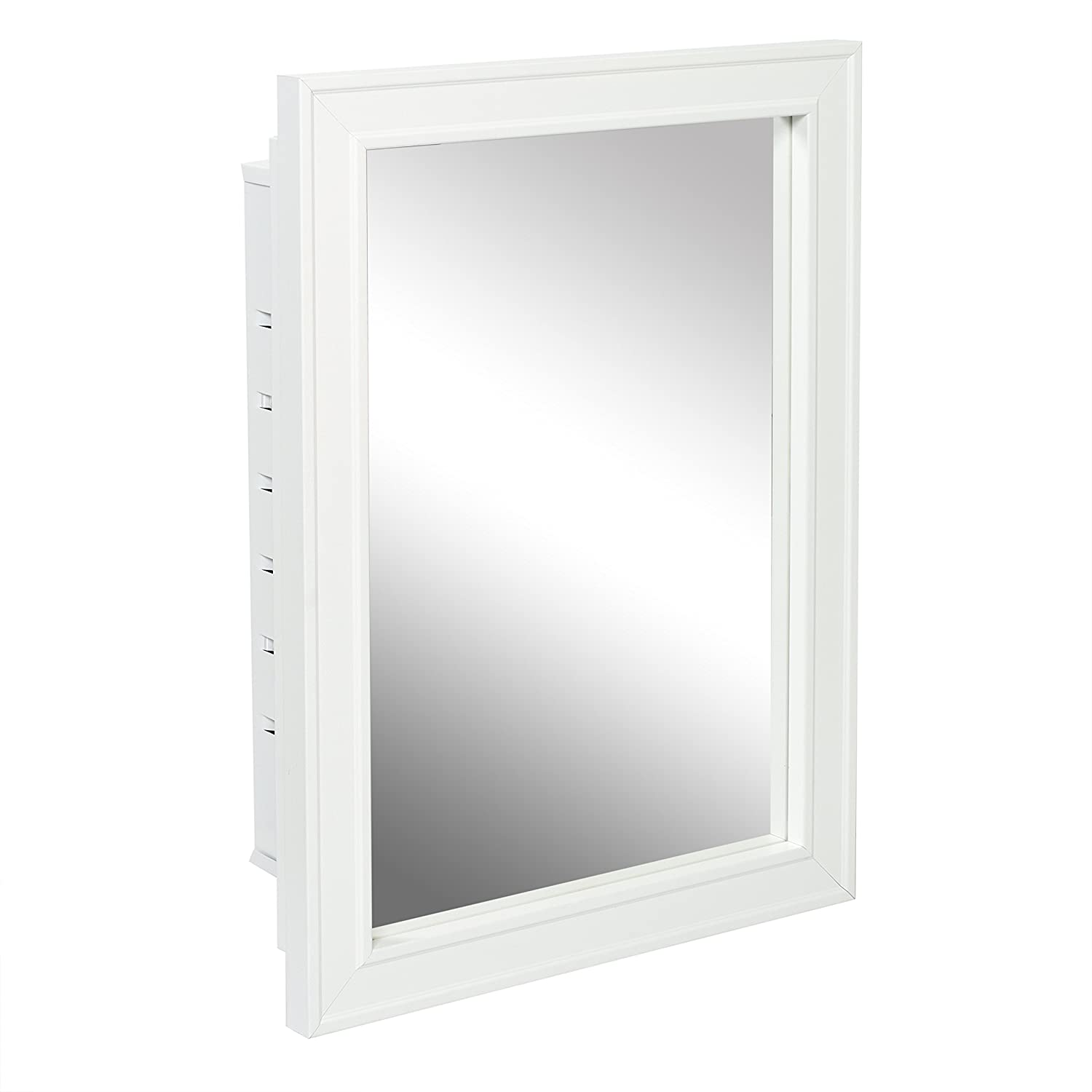 Amazon.com: American Pride G9612RPR1 Recessed White Raised Panel ...