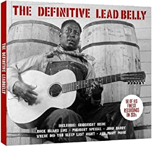 Definitive Lead Belly