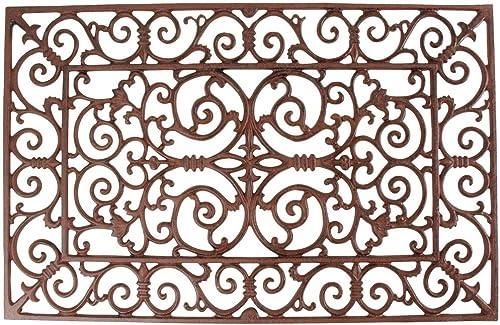 Esschert Design Doormat in Antique Brown – Rectangle