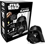 Star Wars Talking Darth Vader Clapper - Wireless Sound Activated On/Off Light Switch, Clap Detection, Perfect For…