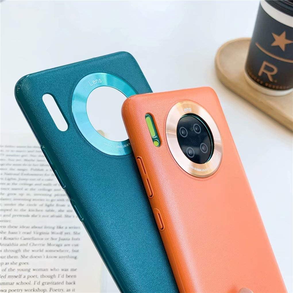 Orange NiaCoCo Kompatibel mit Huawei Honor 20 H/ülle Telefonkasten PC-Silikon Harte Schale Sto/ßfest Ultra D/ünn Kratzfest Schutz Telefon Schutzh/ülle+1PCS Displayschutzfolie