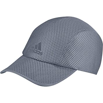 b4c2e731c37ae adidas Men s Climacool Running Cap  adidas  Amazon.co.uk  Sports ...