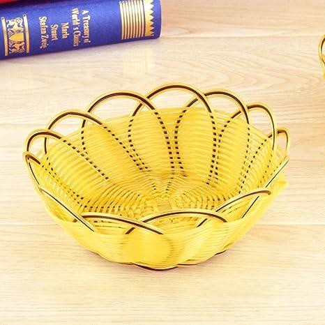 Carrito de snack palomitas de maíz/[plato de fruta]/ placa snack/