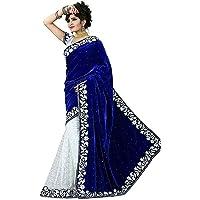 GLE Women's Art Silk Sarees (MORE THAN 20 COLORS & DESIGNS)