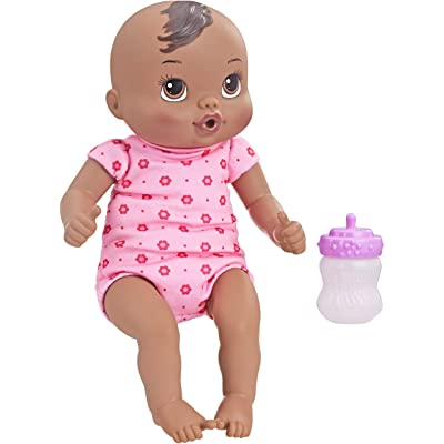 Baby Alive Luv 'n Snuggle Baby Doll African American: Toys & Games