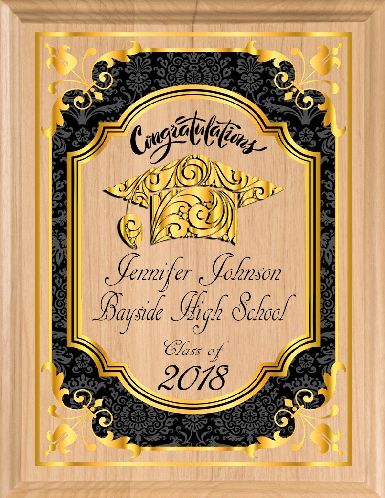 Broad Bay Personalized Graduation Gift TOP Graduate Gifts for Her or HIM High School College & University