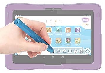 DURAGADGET Lápiz Stylus Azul para La Tablet De Niños ...