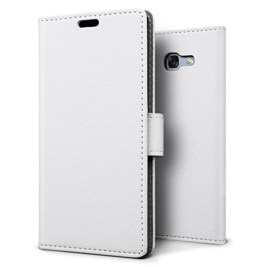 3 opinioni per SLEO Custodia per Samsung Galaxy A3 (2017)[Premium Portafoglio Protettiva]