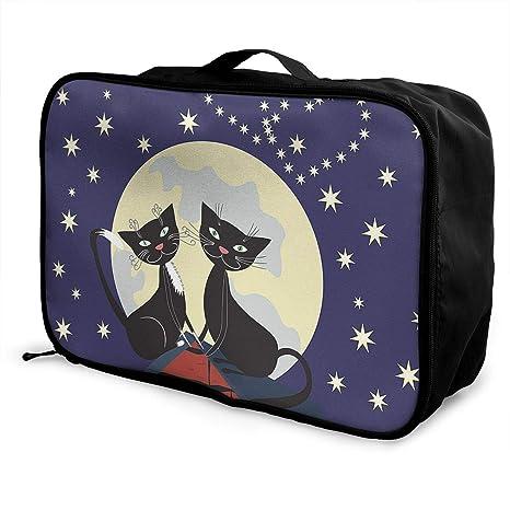 49ceee7b8080 Amazon.com: Charm Trend Valentine's Day Cat Love Lightweight ...