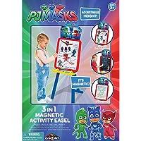 Cra-Z-Art PJ Masks 3 in 1 Magnetic Activity Easel Childrens