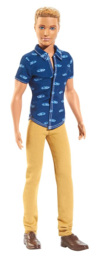 Amazon.com: Barbie Fashionistas Ken muñeca: Toys & Games
