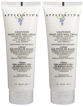 California North ppellation Grapeseed Hand & Nail Cream - 5 oz ...