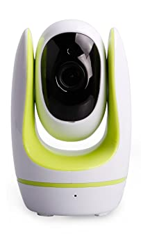FosBaby by Foscam 720P 1.0MP Baby Video Monitor with Temperature, Sound, Motion Detection and Nursey Rhyme - Green Dome Cameras at amazon