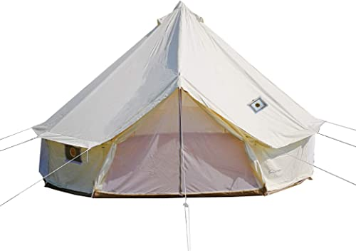 DANCHEL OUTDOOR 4 Season Yurt Bell Tent