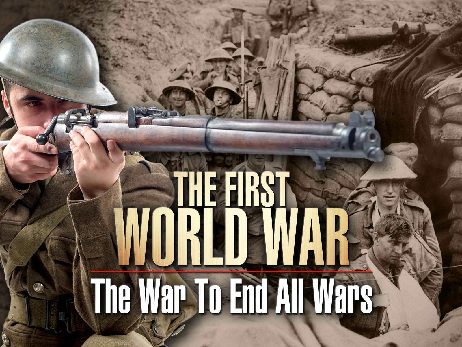The First World War The War To End All Wars Patrick Allen Michael Campbell Andrew Aitken Alexandra Aikman Donald Mcphail Paul Hembury Terry Shand Dave Mcwhinnie Dave Flitton Amazon Co Uk Welcome