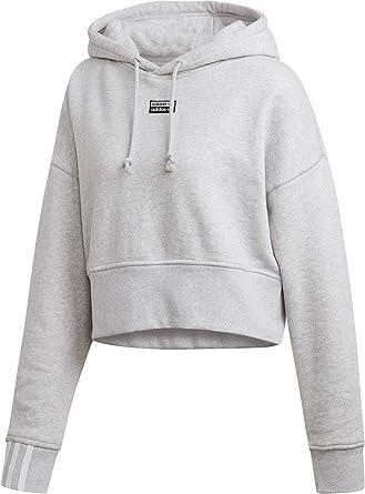 adidas hoodie damen schwarz