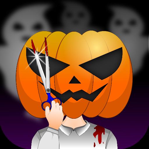 Halloween Defense - Rock, Paper and Scissors Game