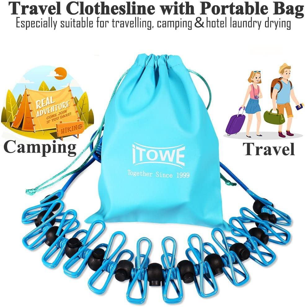 A Clothes Dryer Bag Traveling Portable Clothes Dryer Bag New Creative Free Installation Dryer Bag