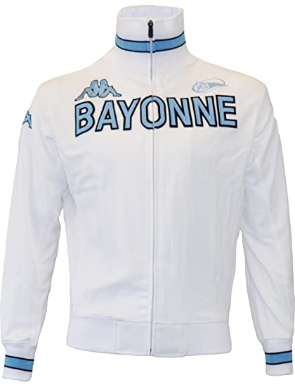 Aviron Officielle Collection Taille Adulte Kappa Bayonnais Veste qrBwvq