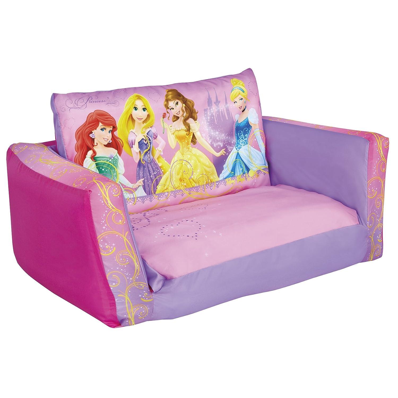 Worlds Apart Canapé Lit Disney Princesses Amazon