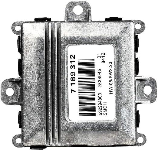 Scheinwerfer Elektronikbox Alc Adaptives Kurvenlicht Steuergerät 7189312 Auto