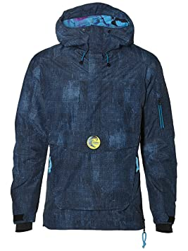 O Neill Frozen Wave Anorak Jacket Snow