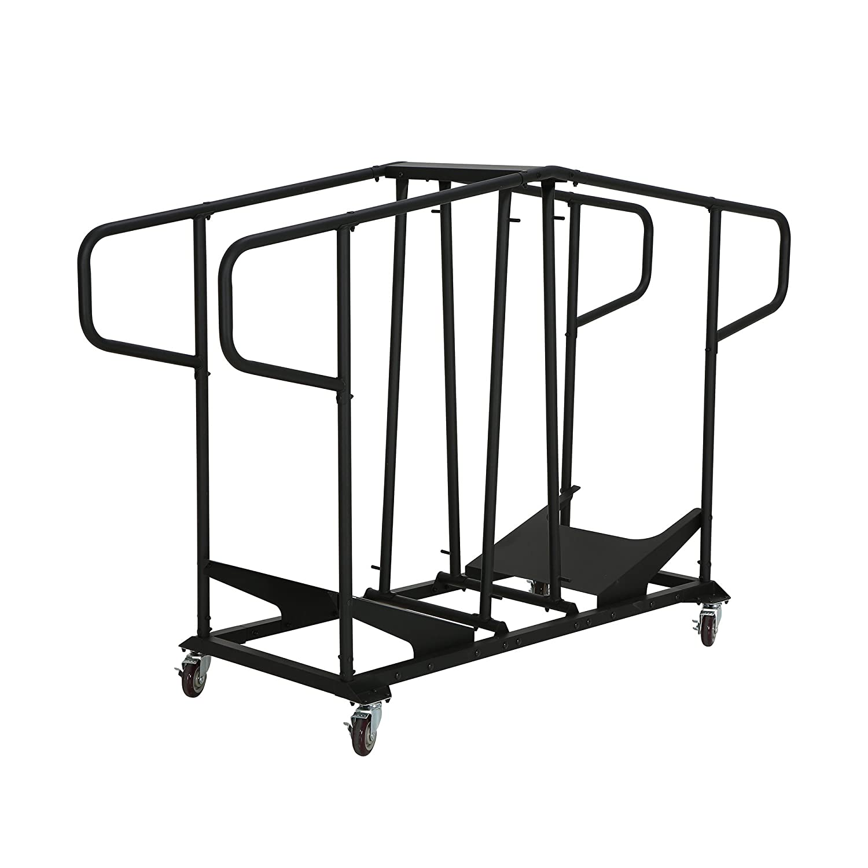 Lifetime 80525 Chair Cart, Black, 220 x 70.8 x 139.8 cm