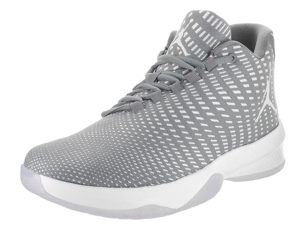 4a26e5c18c4 Amazon.com | Jordan Men's B. Fly Cool Grey/White/Wolf Grey Basketball Shoe  8.5 Men US | Basketball