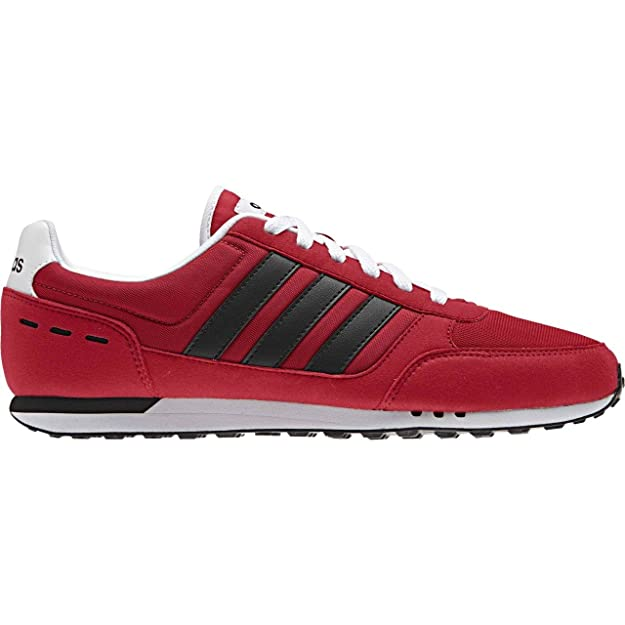 Amazon.com | adidas - Neo City Racer - AW3876 - Color: Red - Size: 5.0 | Fashion Sneakers