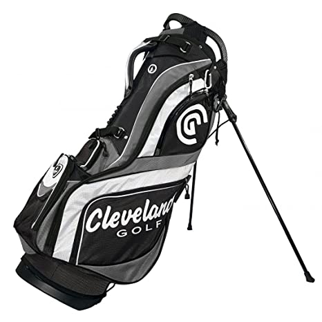 Cleveland C0089693 Bolsa de Tripode de Golf, Hombre, Negro ...