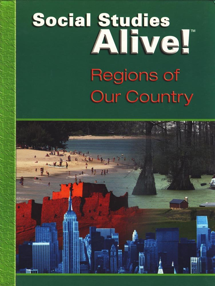 Download Social Studies Alive: Regions Of Our Country pdf epub