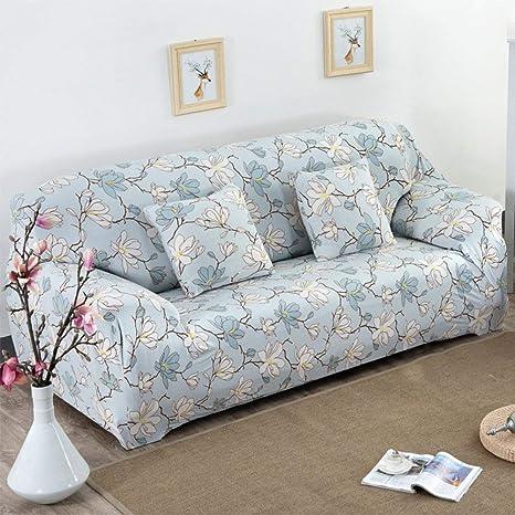 QQXX Fundas de sofá de Gran Elasticidad, protección de ...