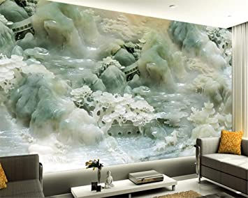 Lhdlily 3d Papel Pintado Wallpaper Fresco Mural Papel Tapiz 3d