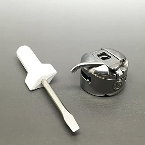 Portacanillas para máquinas de coser de uso doméstico Brother, Toyota,