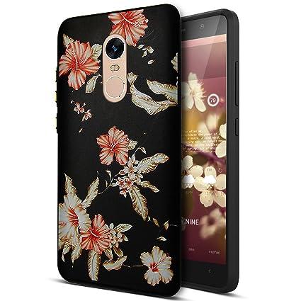 Xiaomi Redmi Nota 4 caso, Xiaomi Redmi Note 4 carcasa de TPU ...